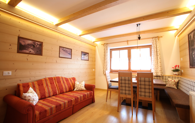 Appartamento Peter - Apartments Bellaria a Selva in Val Gardena